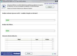 Antivirus especifico para tu MSN Messenger en milbits