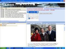 Sencillo y completo lector de noticias RSS en milbits