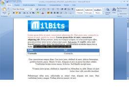 OpenOffice 3 pasa la prueba de fuego en milbits
