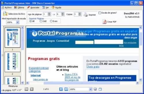quieres abrir documentos word docx y pasarlos a pdf | milbits