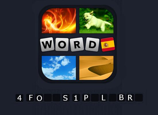 4 fotos 1 palabra y más juegos de preguntas y respuestas