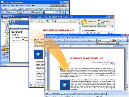 Abbyy PDF Transformer Pro