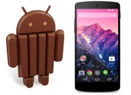 Análisis del Nexus 5 con Android KitKat en milbits