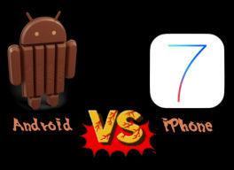 iPhone y Android ¿En qué son mejores? en milbits