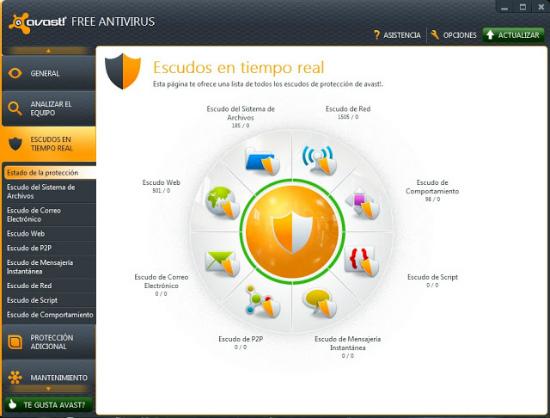 Antivirus Avast