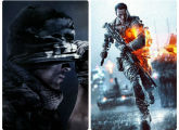 Call of Duty: Ghosts vs. Battlefield 4 en milbits