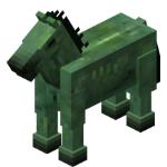Caballo zombie en Minecraft