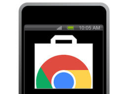 Usar las Chrome Apps en móviles en milbits