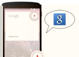 Comandos de voz en español para Google Now en milbits