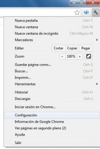 Chrome_Configuración