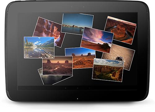 Marco virtual de imágenes