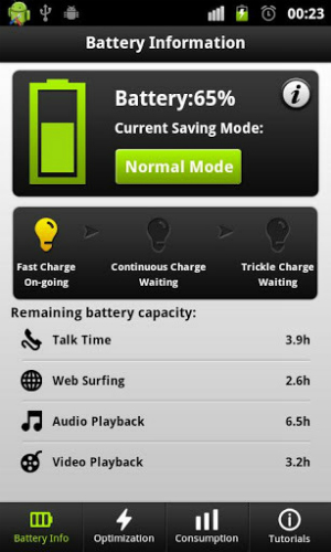 Easy Battery para Android