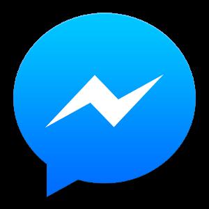 Nuevo logo de Facebook Messenger