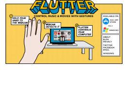 Flutter: controla tu reproductor con un gesto en milbits