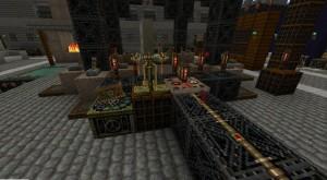 Textura de Minecraft: Glimmar's Steampunk