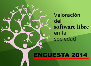 Encuesta Informe Valoración Software Libre 2014