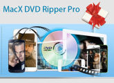 Consigue MacX DVD Ripper Pro gratis desde PortalProgramas en milbits