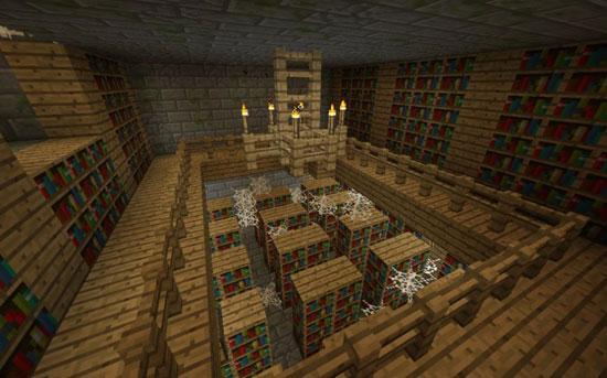 Minecraft Fortaleza Secreta