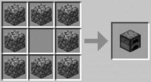Minecraft Horno