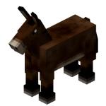 Mula en Minecraft
