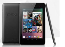 Google presenta su tablet Nexus 7 en milbits