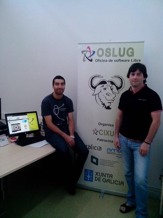 Oficina Software Libre Universidade da Coruña