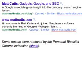 Google Panda la nueva forma de presentar resultados de búsqueda en milbits