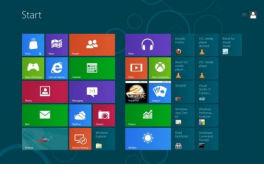 Las aplicaciones incluidas en Windows 8 en milbits