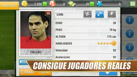 Real Football 2013 para Android