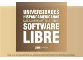 Las mejores universidades hispanoamericanas en software libre en 2015 en milbits