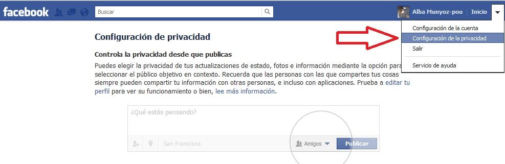 Bloquea personas y aplicaciones molestas en Facebook