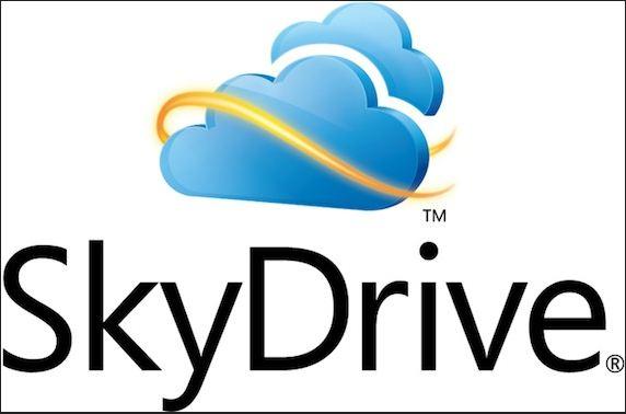 Cloudcomputing Skydrive