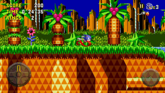 Sonic CD Lite para Android