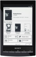 ebook Sony Reader Wi-fi