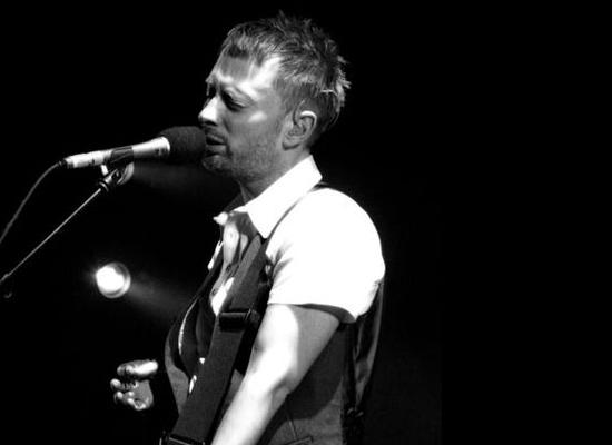El artista Thom Yorke