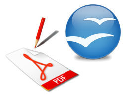 Cómo editar documentos PDF con OpenOffice en milbits