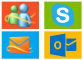De Messenger a Skype y de Hotmail a Outlook.com en milbits
