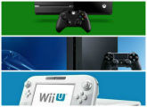 Xbox One vs PS4 vs Wii U en milbits