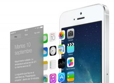 Apps rediseñadas y trucos para iOS 7