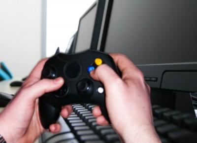 Jugar con gamepad