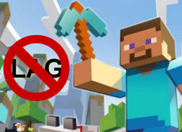 Cómo quitar el lag en Minecraft en milbits