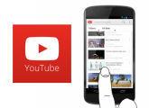 YouTube dejará ver vídeos sin conexión en su app para móviles en milbits