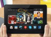Tablets Kindle Fire HDX con asistencia remota en milbits
