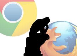 Firefox o Chrome ¿cuál instalo? en milbits