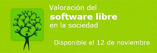 Informe sobre la Valoración del Software Libre en la Sociedad 2012