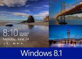 Actualizar a Windows 8.1 en milbits
