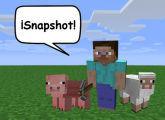 Últimas Snapshots de Minecraft en milbits