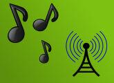 Cómo escuchar música por Internet en milbits