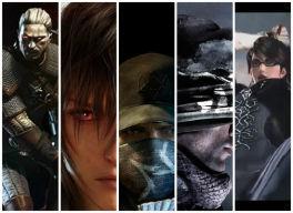 Los mejores tráilers de los juegos next-gen en milbits