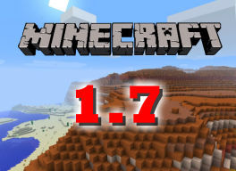 Minecraft 1.7: La nueva actualización en milbits